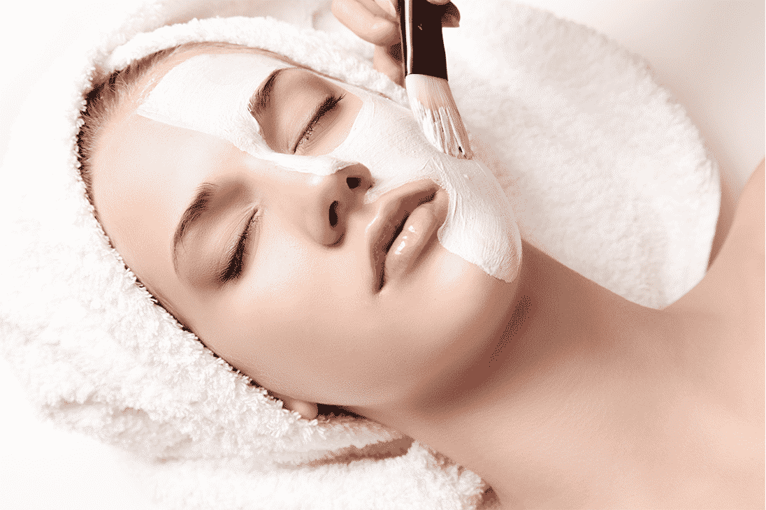 Cryo Beauty Hub facial