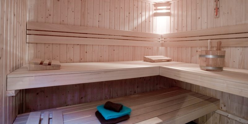 Cryo Beauty Hub Sauna